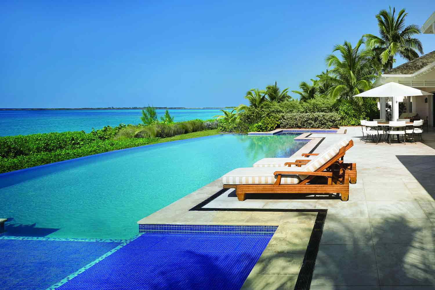 One & Only Ocean Club in the Bahamas Luxury Resort Review