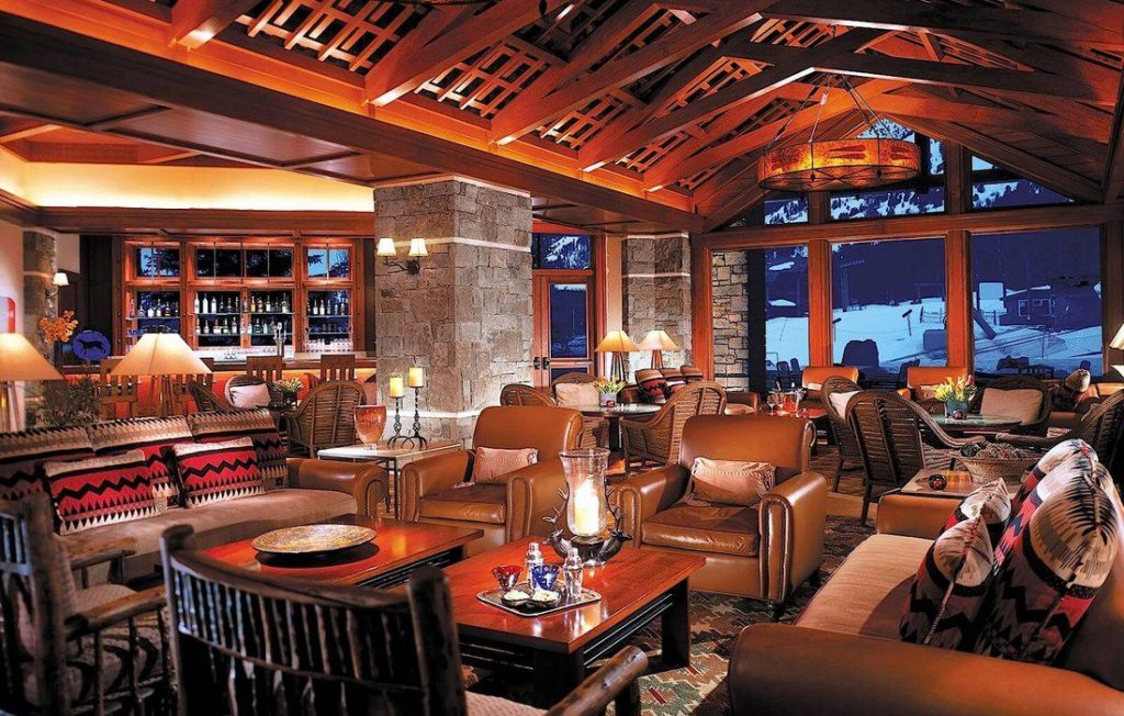 style and character of the four seasons at jackson hole wyoming