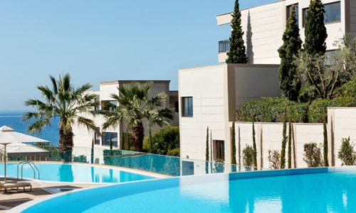 Ikos Oceania Resort, Nea Moudania, Greece