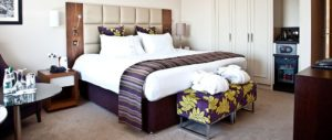 standard and superior rooms at Crowne Plaza Resort in Colchester, England