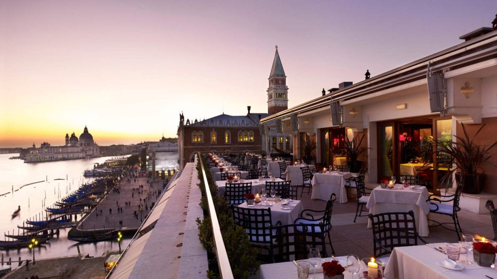 Our Executive Chef invites you on a culinary journey to discover his gastronomic creations accompanied by mesmerizing views of the lagoon in Venice.