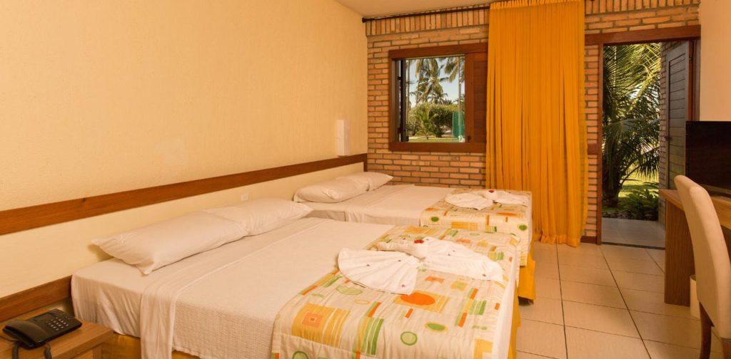 beach apartment room at the salinas do maragogi