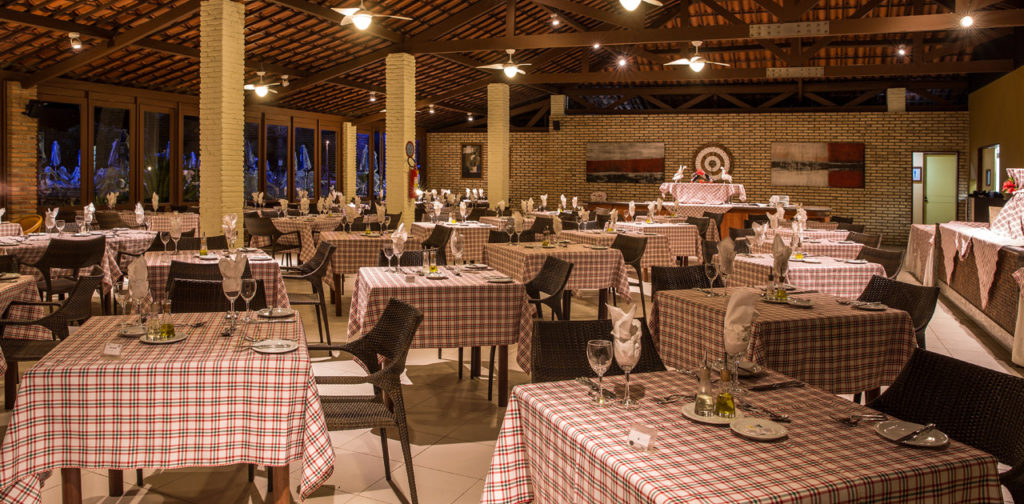 the a la carte italian at the salinas do maragogi resort