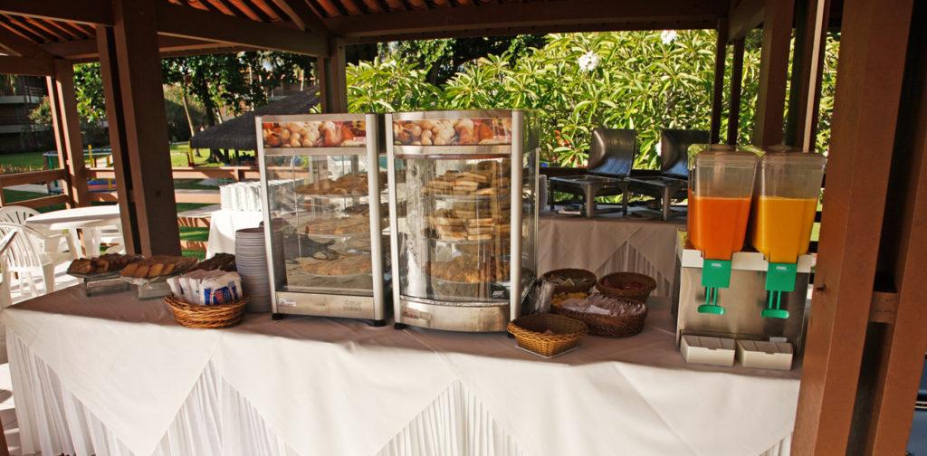 dining available at the salinas do maragogi