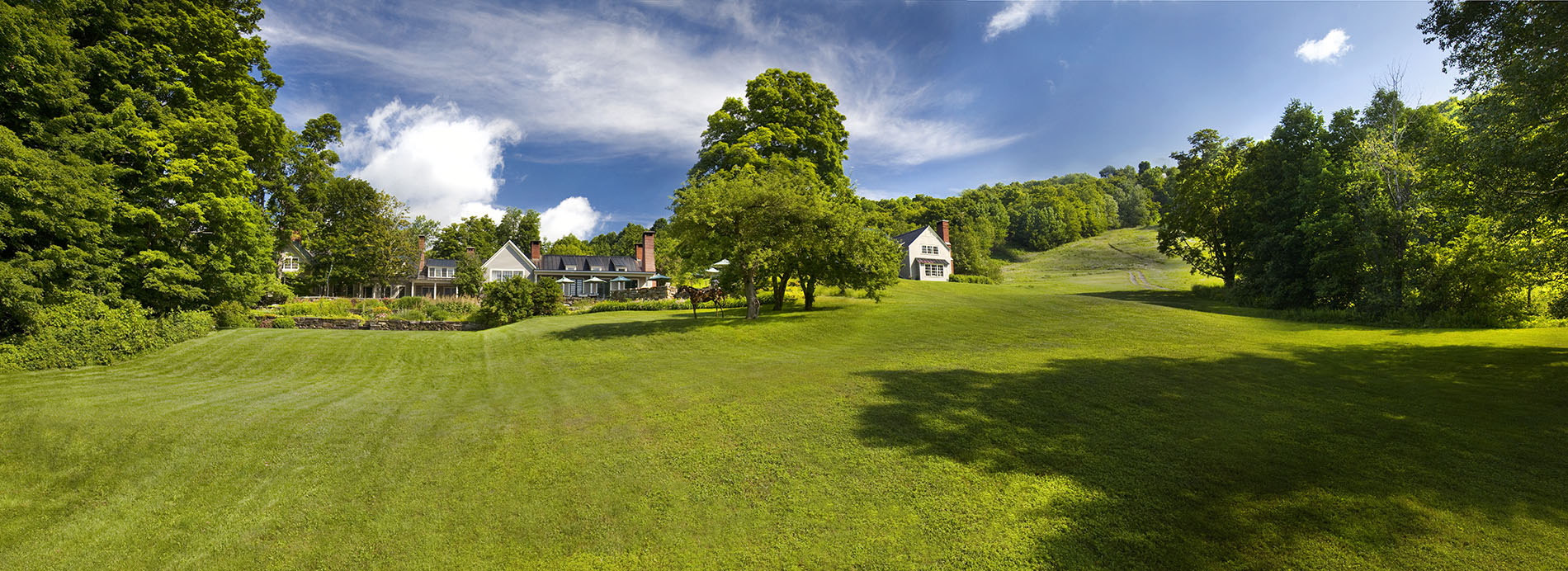 Twin Farms Resort in Barnard, Vermont