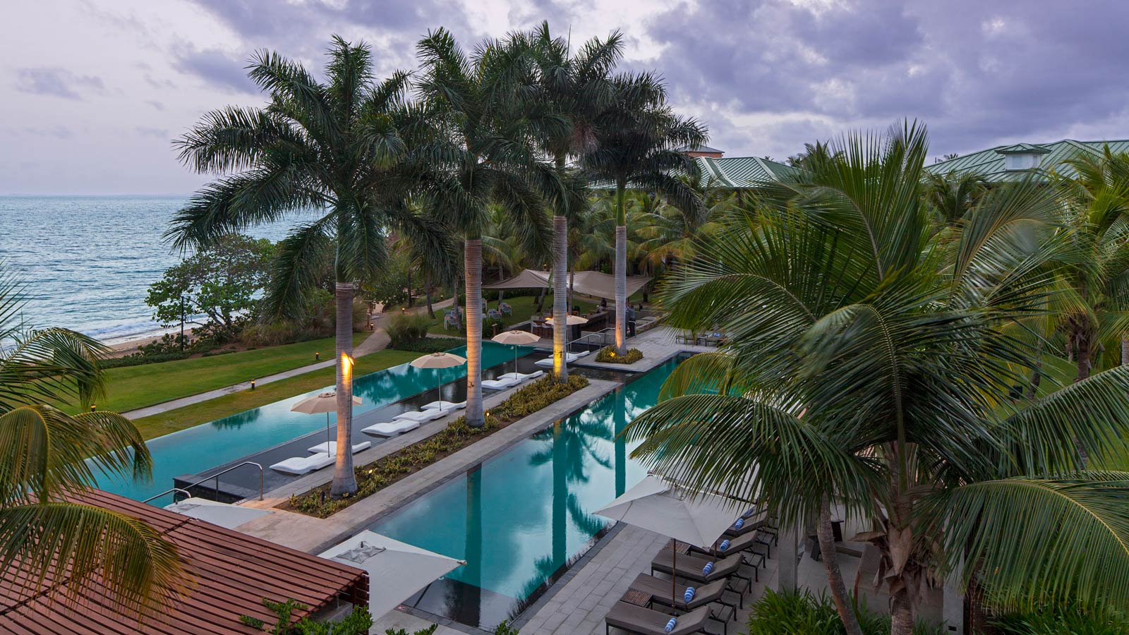W Retreat and Spa in Vieques Island, Puerto Rico