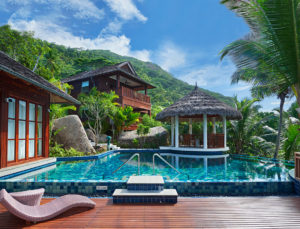Presidential Villaat Hilton Seychelles Labriz Resort & Spa