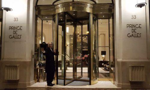 Prince de Galles Paris Hotel Review