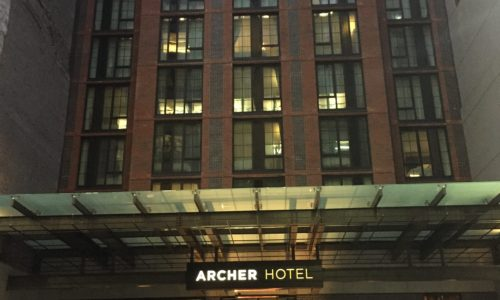 Archer Hotel in New York City