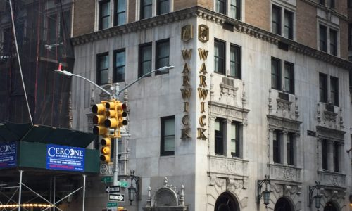 The Warwick New York Hotel Review