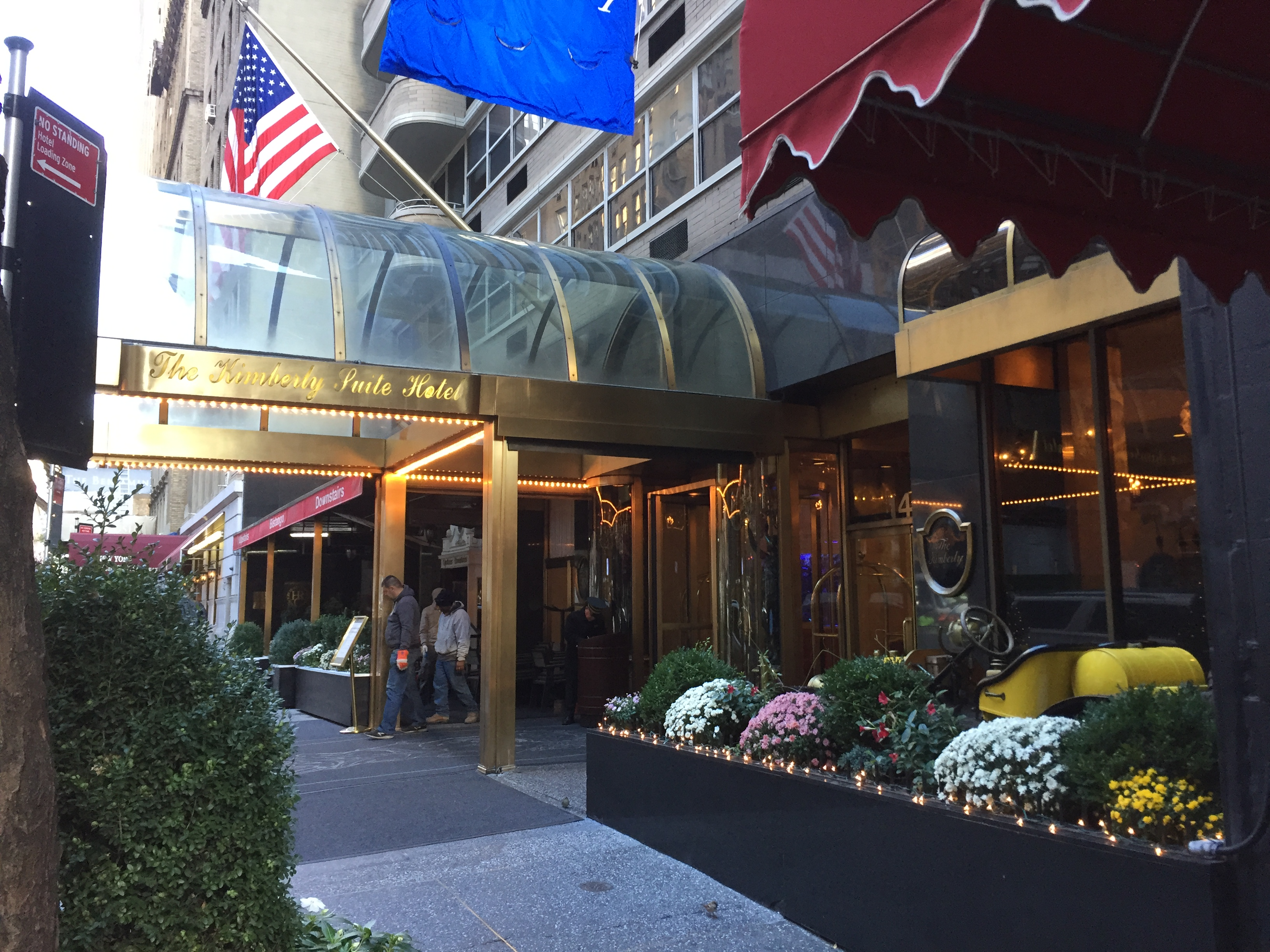 Kimberly Hotel Review