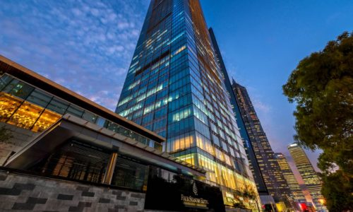 Four Seasons Hotel at Pudong Shanghai, China
