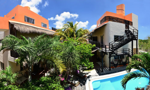 Villas Geminis Boutique Condo Hotel in Tulum
