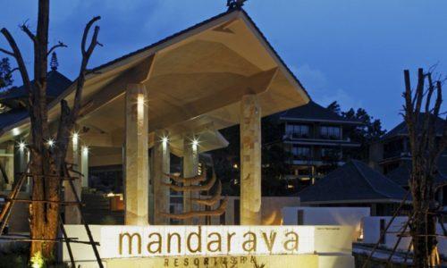 Mandarava Resort & Spa in Phuket, Thailand