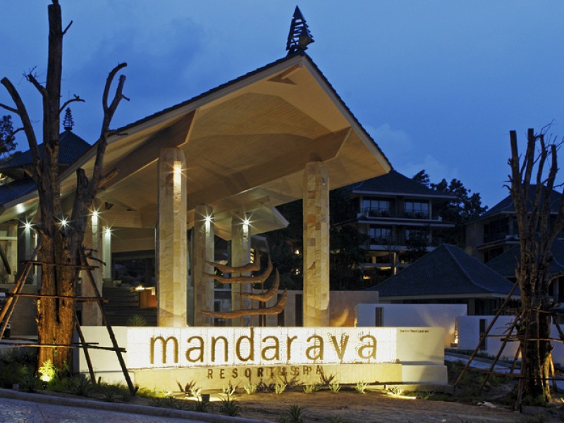 Mandarava Resort & Spa in Phuket, Thailand