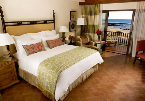 rooms at the JW Marriott Guanacaste Resort & Spa in costa rica