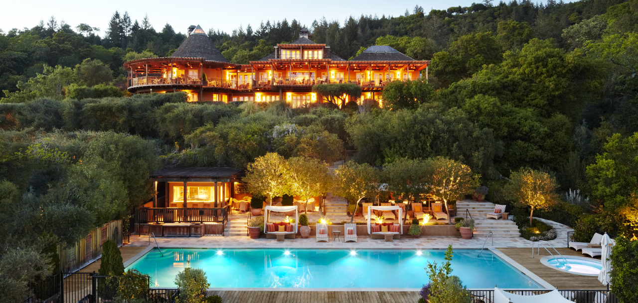 Auberge du Soleil in Rutherford, CA, United States