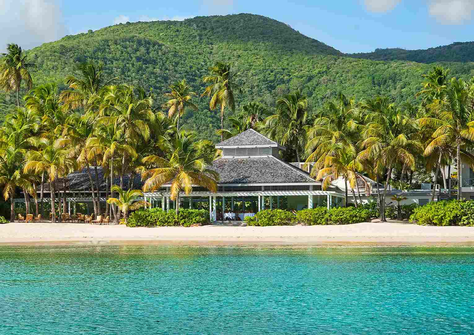 Carlisle Bay in Antigua