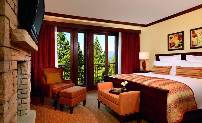 Suite at the Ritz-Carlton Lake Tahoe