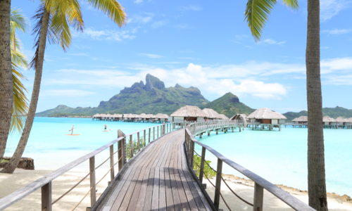 Four Seasons Bora Bora – A Review