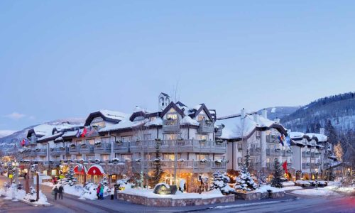 Sonnenalp Hotel in Vail, Colorado