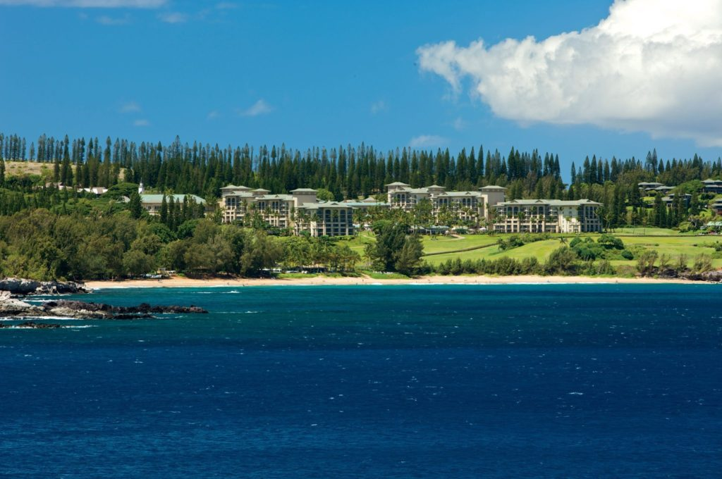 ritz carlton kapalua resort review maui hawaii