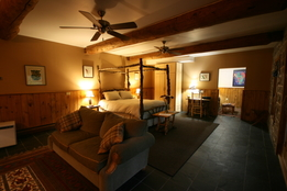 The Granite Suites at Trout Point Lodge