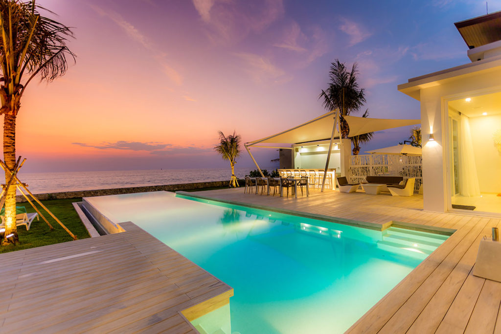 The Iniala Shores Villa at the Iniala Beach House