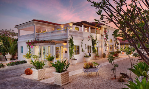 Le Soleil d'Or, Cayman Islands