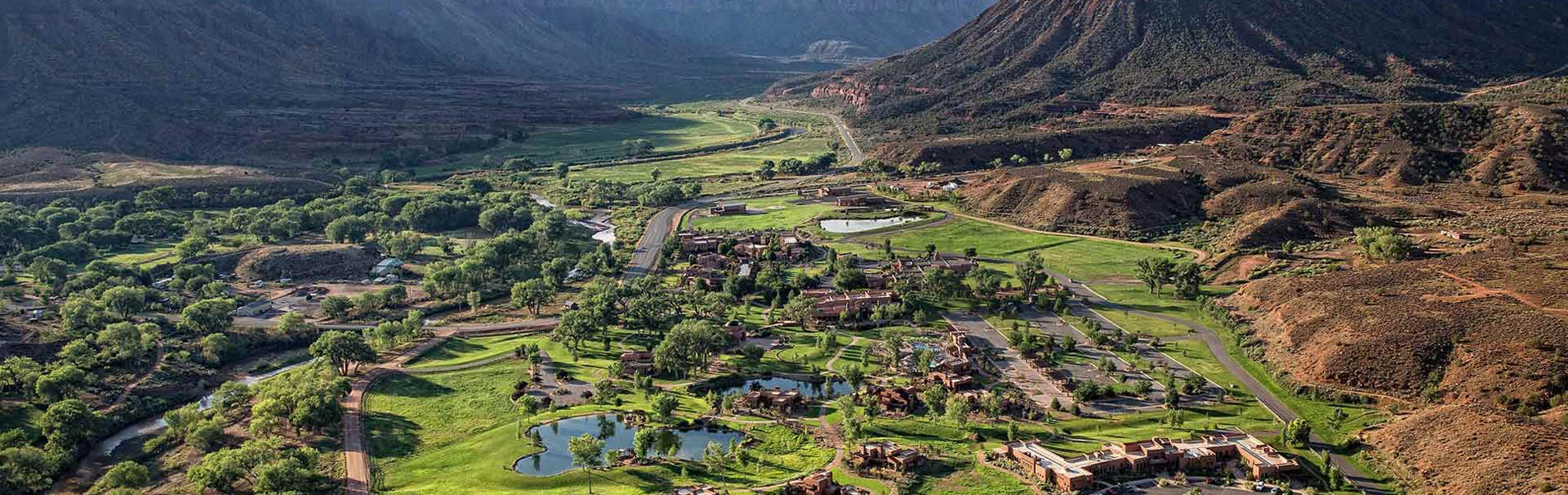 Gateway Canyons Resort in Colorado