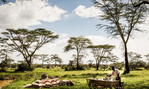 Segera Retreat, Laikipia, Kenya