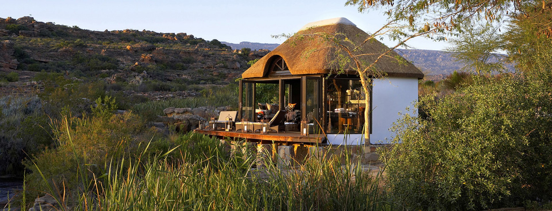 Bushman's Kloof Wilderness Reserve & Wellness Retreat