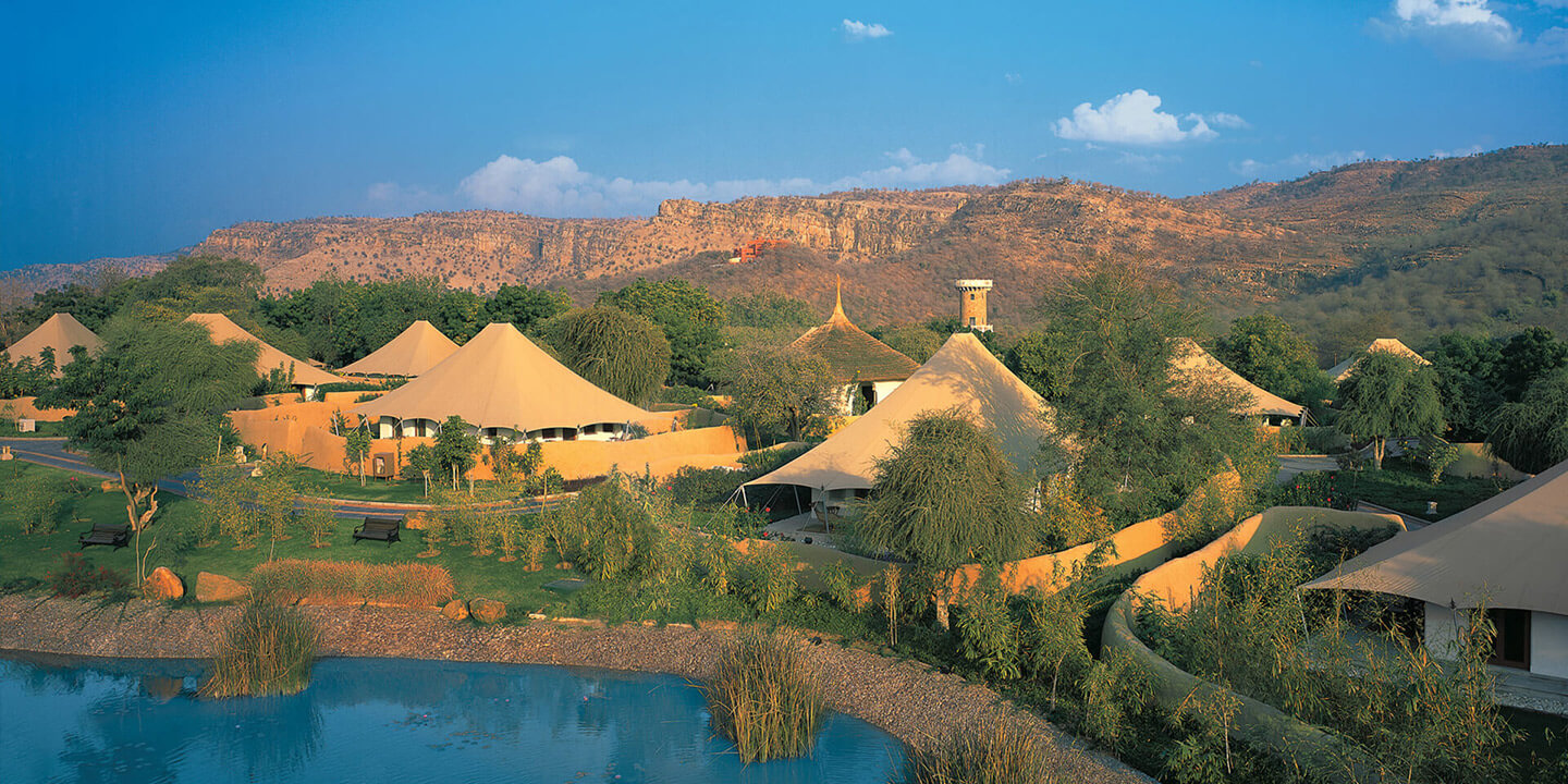 Oberoi Vanyavilas in India