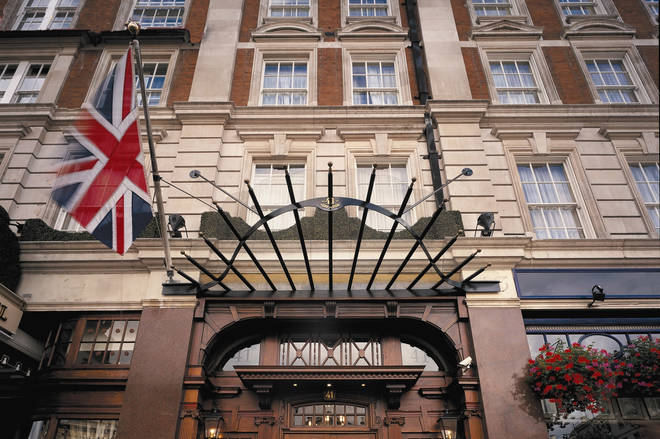 Exterior of Hotel 41 in London