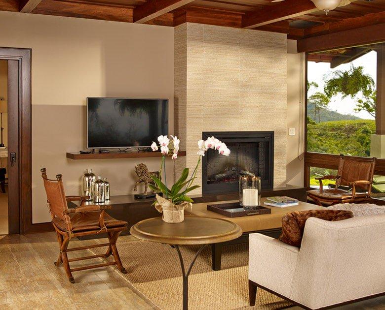 Interior of a Casita at Auberge Resort in Hacienda AltaGracia