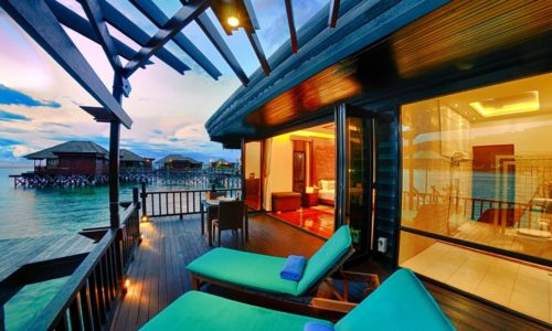 Gayana Marine Resort Review: A Gaya Island Resort Review