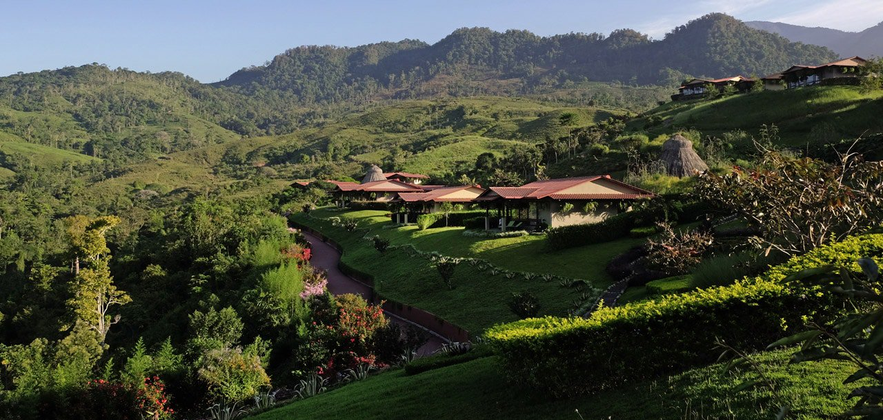 Auberge Resort in Hacienda AltaGracia, Costa Rica