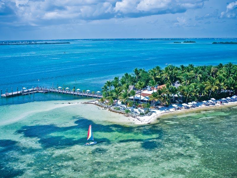 Little Palm Island Resort & Spa in Florida