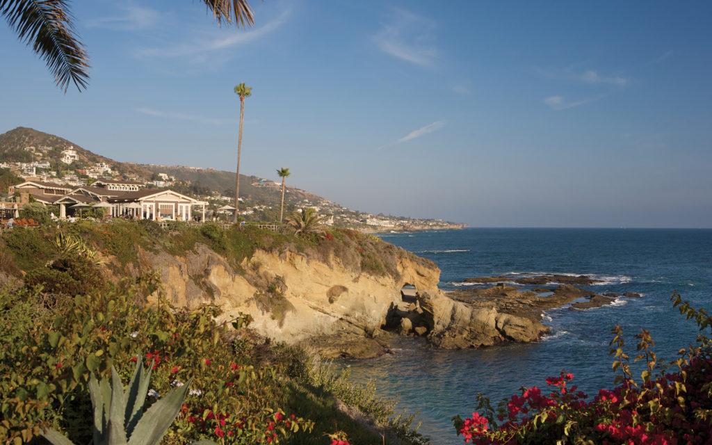 Laguna Beach cliff