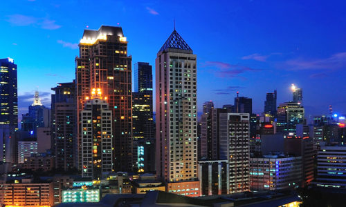 Discovery Primea in Makati, Philippines