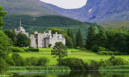 Inverlochy Castle Hotel In Scotland