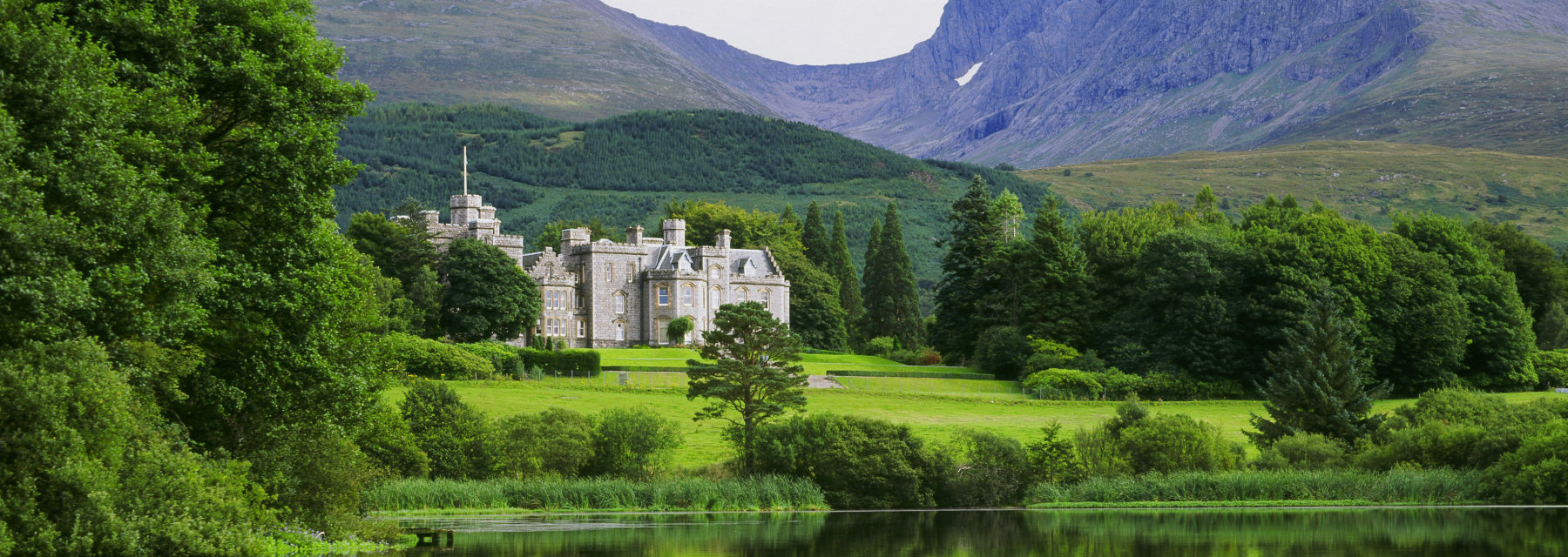 Inverlochy Castle Hotel In Scotland