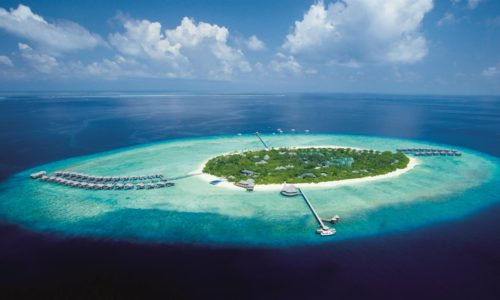 JA Manafaru in the Maldives