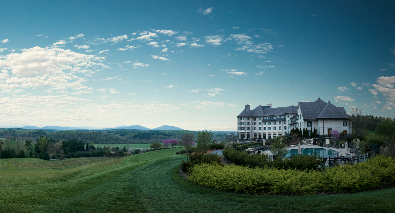 The Inn at Biltmore Estate in North Carolina