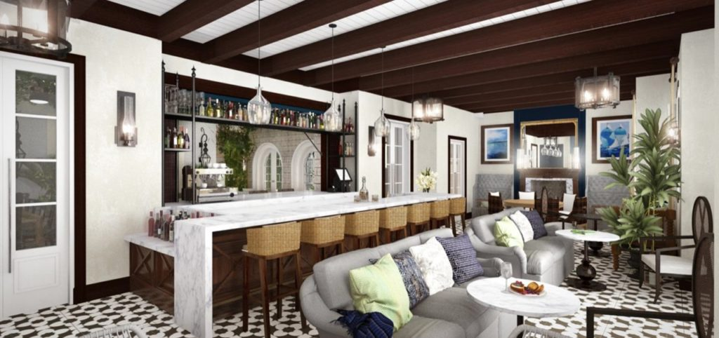Picture of Conservatory Bar at Rosewood Bermuda hotel