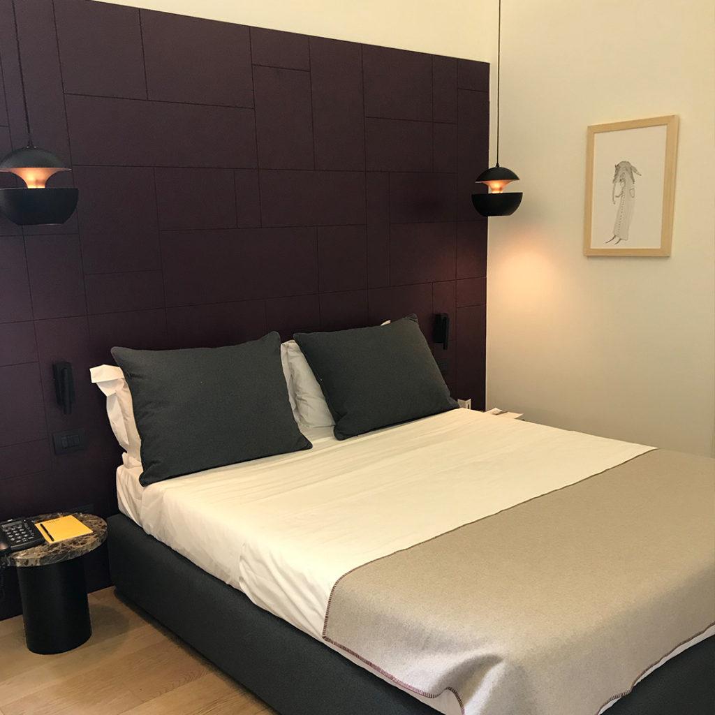 Bedroom in Hotel Milu