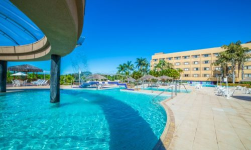 Brazil's Mabu Thermas Grand Resort