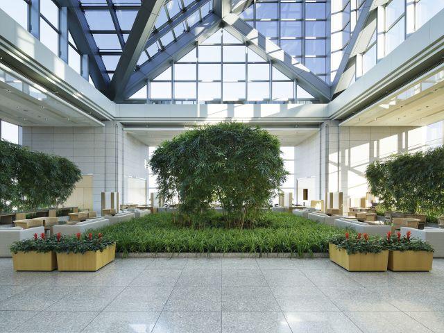 entry to the Park Hyatt Tokyo hotel