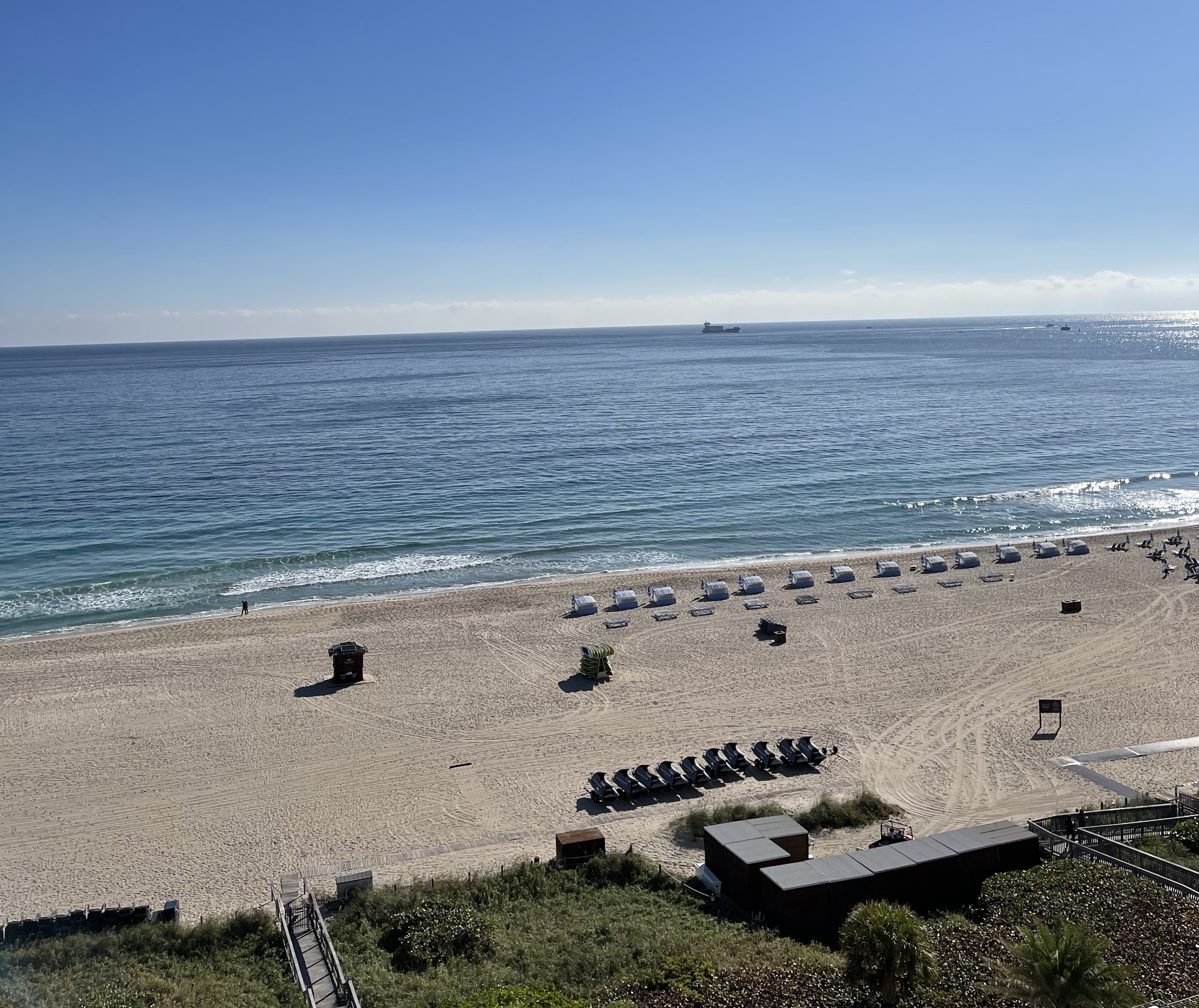 Fort Lauderdale Marriott Harbor Beach Resort & Spa Review